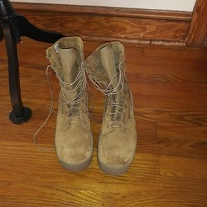 gortex Shoes - Gortex military issue cold /wet boots